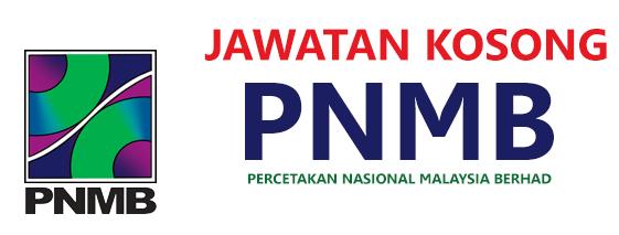 Kerja Kosong Percetakan Nasional Malaysia Berhad