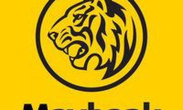 logo maybank terkini