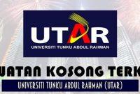Logo UTAR - Universiti Tunku Abdul Rahman