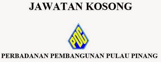 Imej PDC - Perbadanan Pembangunan Pulau Pinang