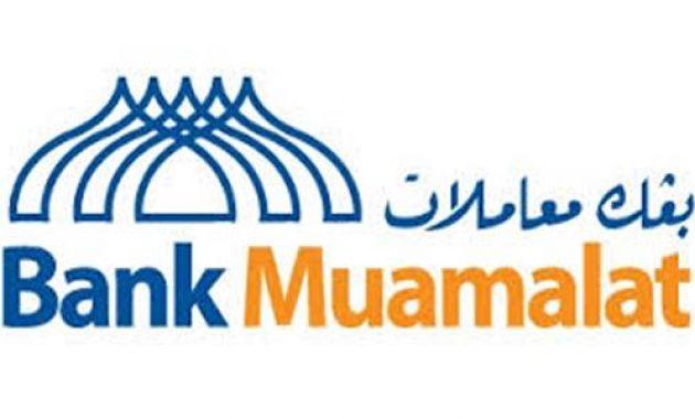 Logo Bank Muamalat