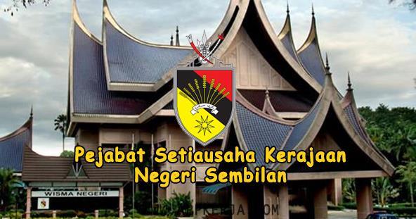 Imej Pejabat Setiausaha Kerajaan Negeri Sembilan
