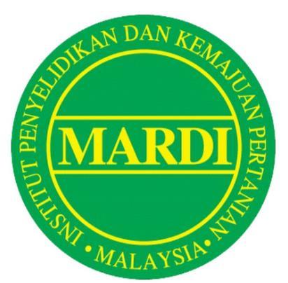 Logo Institut Penyelidikan dan Kemajuan Pertanian Malaysia