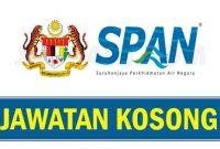 Logo SPAN - Suruhanjaya Perkhidmatan Air Negara