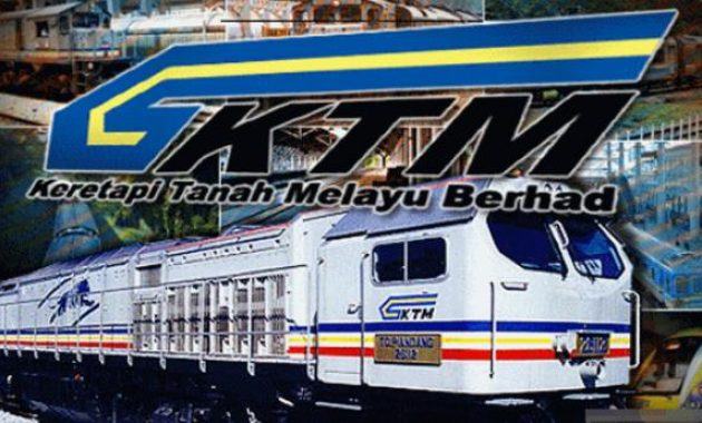 Imej KTMB - Keretapi Tanah Melayu Berhad