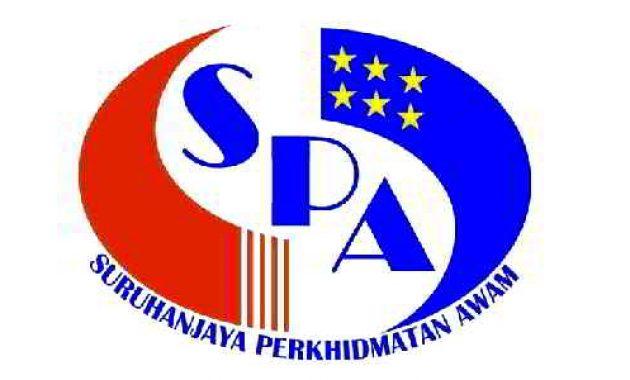 Logo Suruhanjaya Perkhidmatan Awam