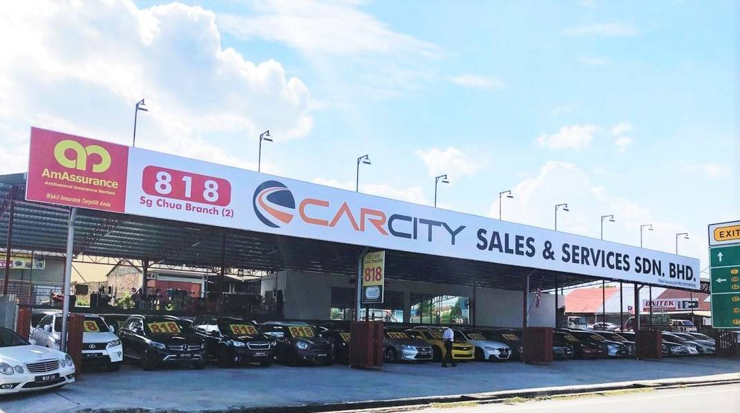 Imej Car City Sales and Servce