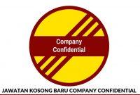 Logo Jawatan Kosong Company Confidential