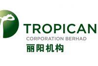 Logo Tropicana Corporation Berhad